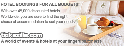 Hotel Bookings For All Budgets!